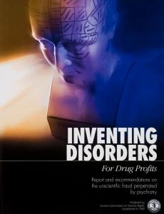 Inventing Disorders, For Drug Profits (Finner opp lidelser av stoffprofitt-hensyn)