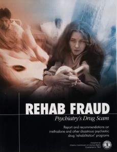 Reabilitação Fraudulenta, Esquema de Drogas da Psiquiatria