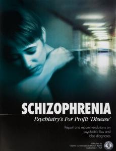"""SCHIZOFRENI """"Sjukdomen"""" som psykiatrin gör pengar på"""