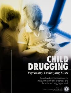 子どもを薬漬けにする <br/>精神医学において破滅させられる生命