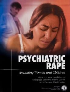 Sexmisbrug i psykiatrien, Overgreb mod kvinder og børn