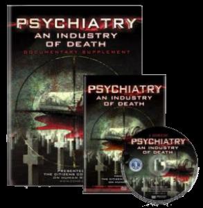 Psichiatria: Un'industria di morte, DVD
