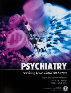 精神科,讓你的世界脫離不了藥物